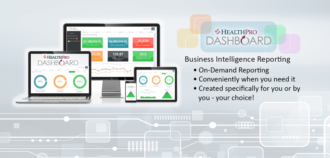 HealthPro Dashboard