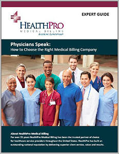 Physicians Speak brochure